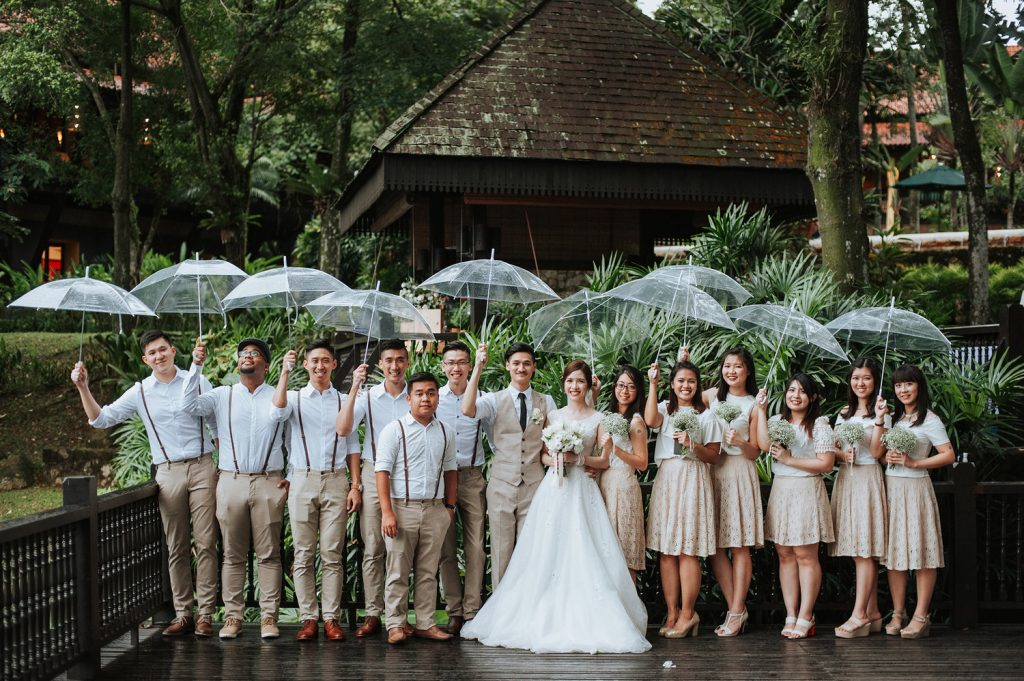 How Is Green Your Outdoor Wedding Venues Malaysia?